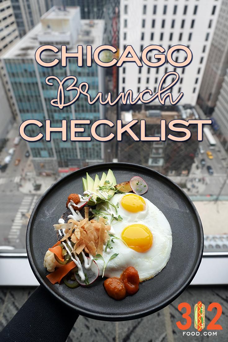 Chicago Brunch Checklist   Best Chicago Brunch Spots by 312food
