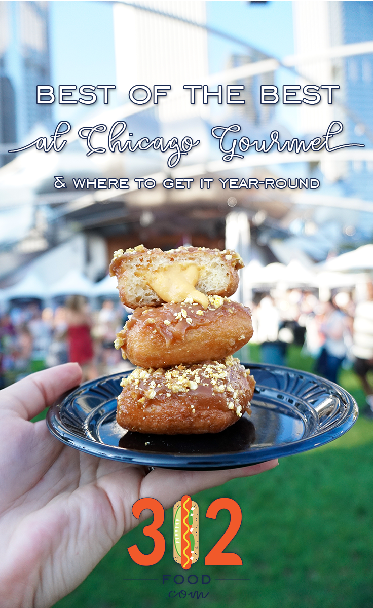 Best of Chicago Gourmet via 312food