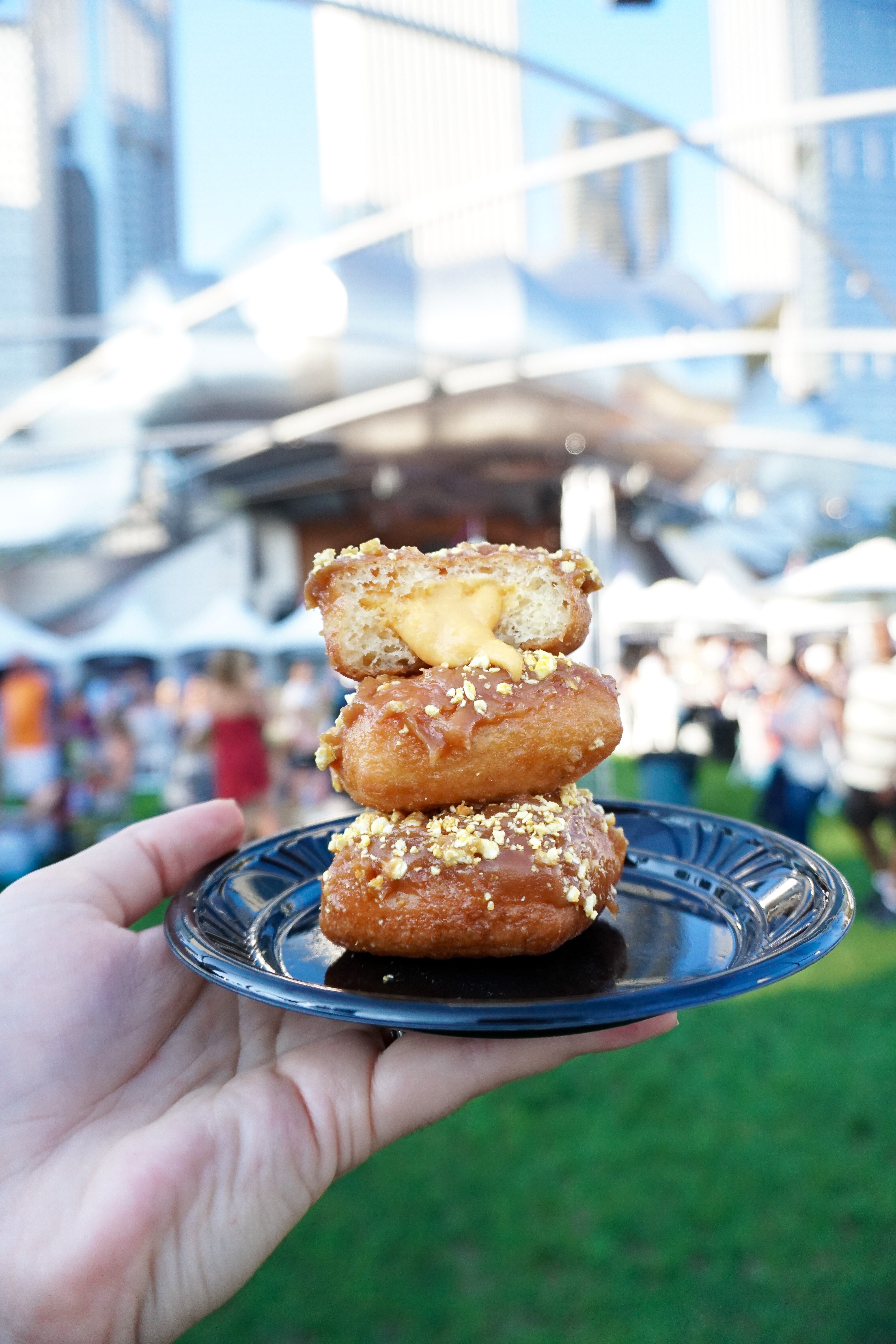 Stan's Donuts Chicago Gourmet 2017 via 312food