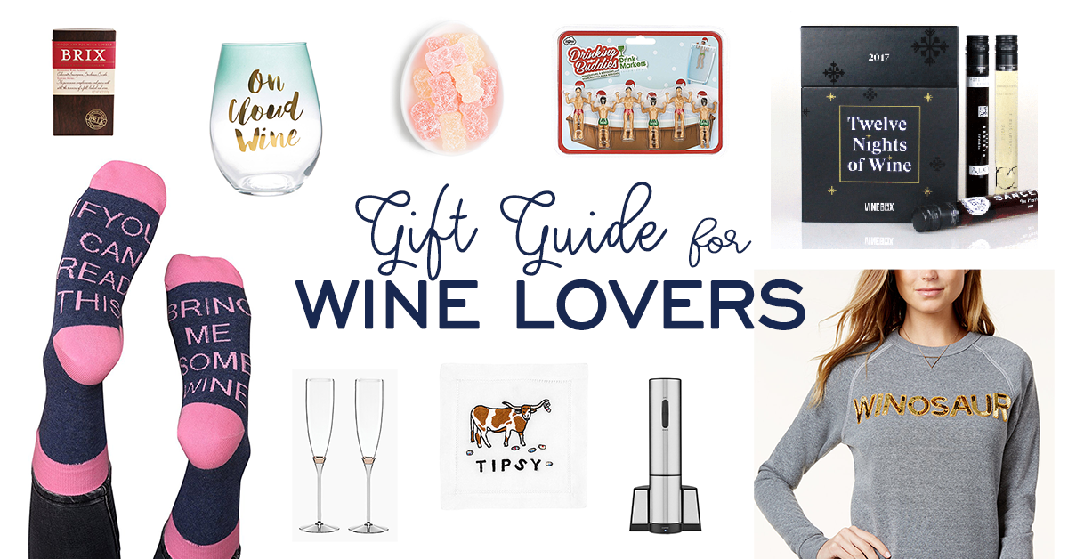 Gifts For Wine Lovers A Thoughtful Gift Guide By 312food